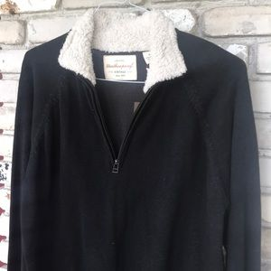 Sweater Zippered Pullover